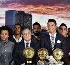 """Real Madrid, """"Ronaldo est un géant, une légende"""", dit Florentino Pérez"""