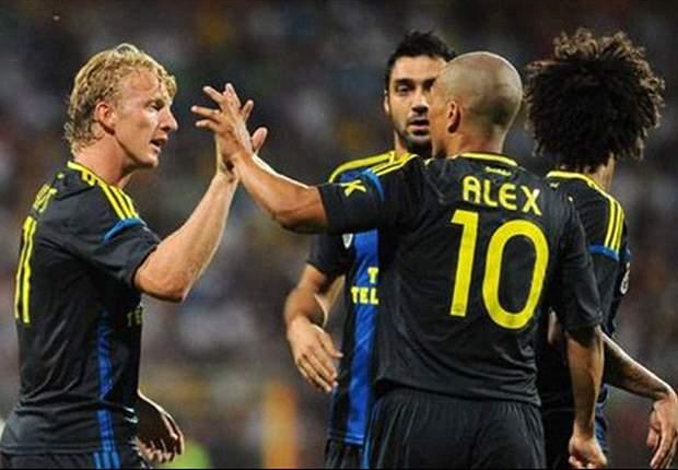 LdC - Le Fenerbahçe passe en force