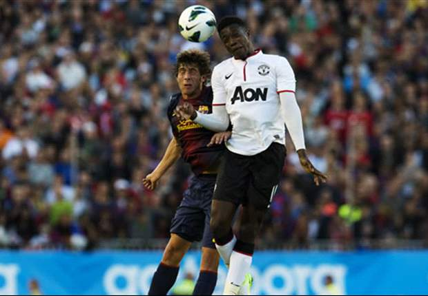 Manchester United 0-0 Barcelona (0-2 pens): Nani, Young, and Rooney all miss penalties as Spaniards claim friendly win