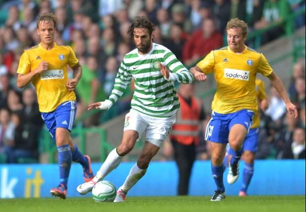 Celtic striker Samaras' lawyer furious at Greece call-up