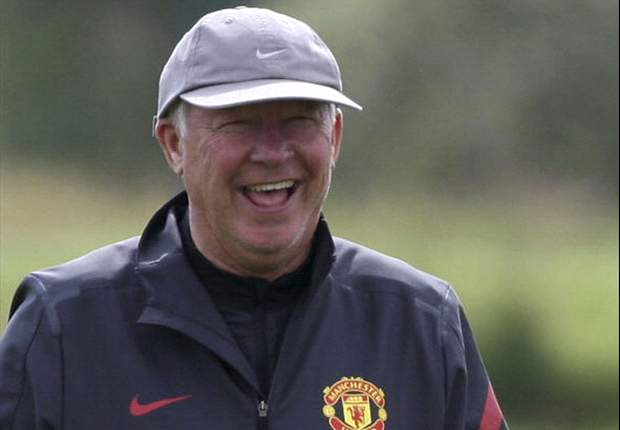 Sir Alex jokes with misfiring penalty takers: Next week I'll take one and we'll score