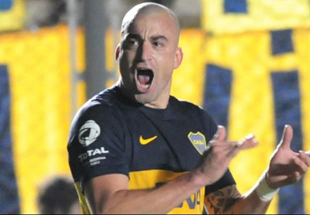"""Santiago Silva: """"Me gustaría retirarme en Boca"""""""