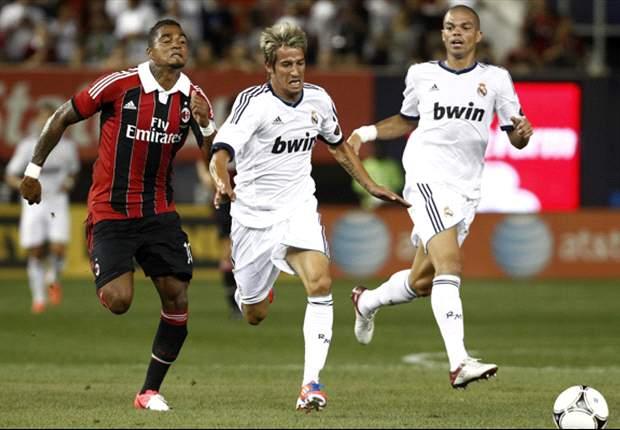 Real Madrid y todo lo que aprendió ante el AC Milan
