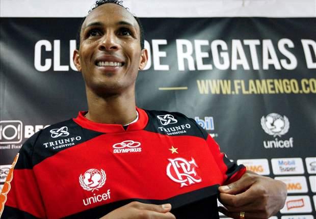 Liedson não faz parte dos planos do Flamengo