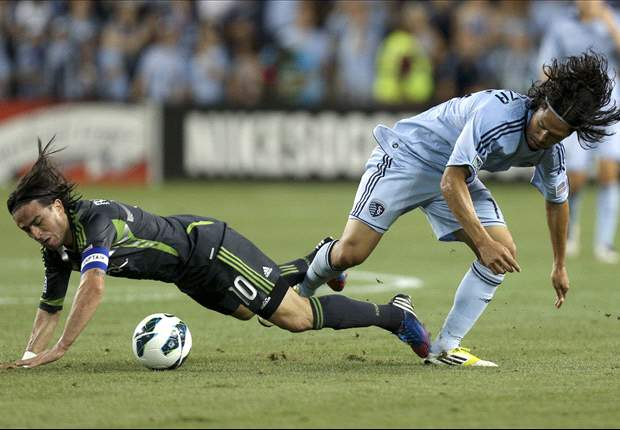 Sporting Kansas City 1-1 Seattle Sounders FC (3-2 on penalties): KC wins U.S. Open Cup