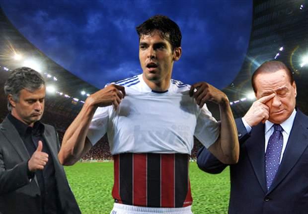 Adriano Galliani: Mustahil Datangkan Kembali Kaka
