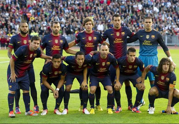 How Barcelona will look like in the La Liga