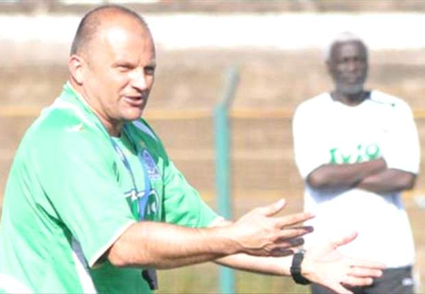 Gor Mahia coach Logarusic slams Power Charity Cup organizers over format of play