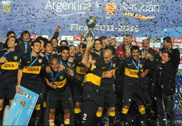 Boca se clasificó a la Copa Sudamericana
