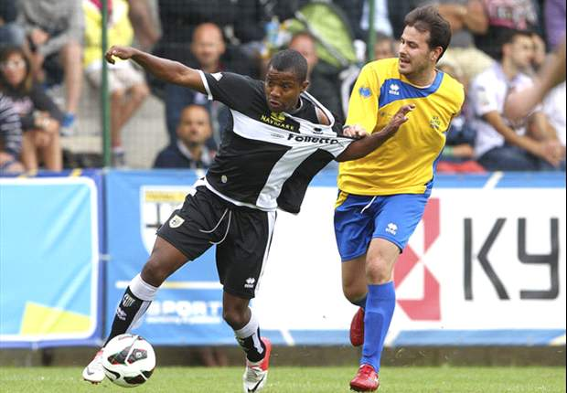Dorlan Pabón llegó a España para jugar a préstamo en el Betis