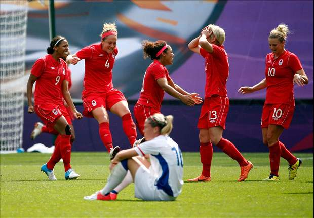Canada 1-0 France: Matheson's last-gasp goal gives Reds bronze