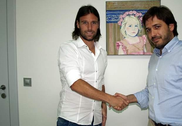 Villarreal: Fernando Cavenaghi y el mismo desafío que tuvo en River Plate