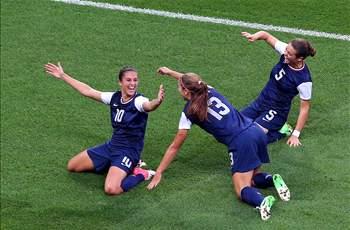 Sepakbola Putri Olimpiade: Emas Masih Milik Amerika Serikat