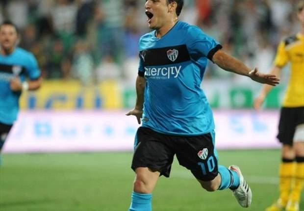 Pablo Batalla, elegido mejor jugador de Turquía