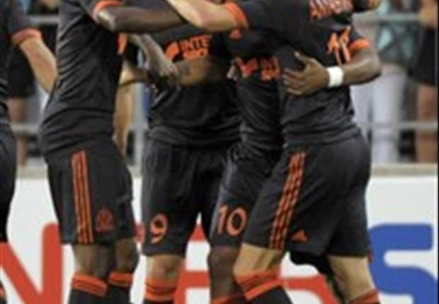 Europa League: Passano al 4° turno preliminare Inter, Liverpool e OM, eliminate Rapid Bucarest e Gent