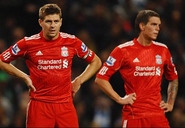 Gerrard admits 'total shock' at 3-0 Liverpool loss to West Brom