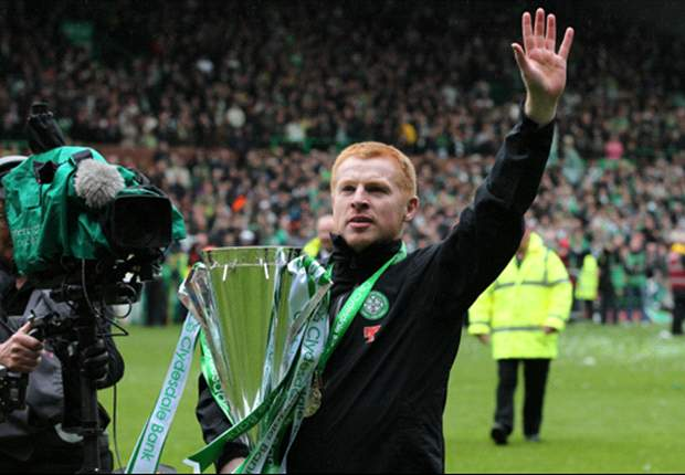 Neil Lennon hails 'unique' Celtic fans after SPL title victory