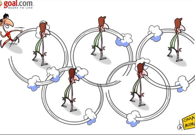 [만평] 올림픽이 별거냐