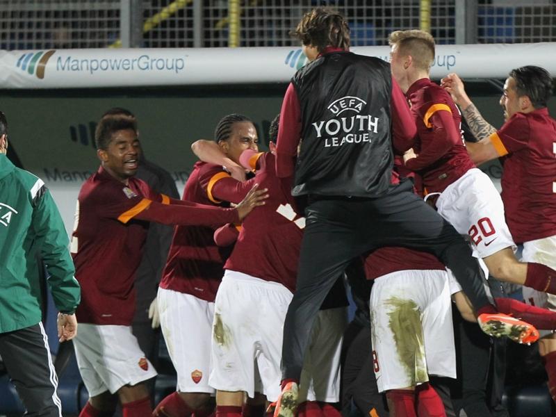 Youth League, Roma-Apoel 6-1: Tumminello ne fa tre, giallorossi al turno successivo