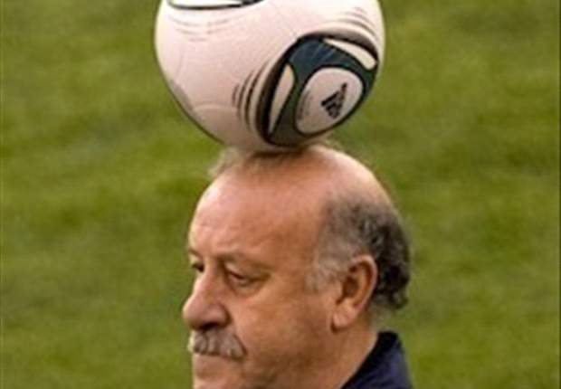 Del Bosque: I do not understand the transfer market, but I do understand the ball