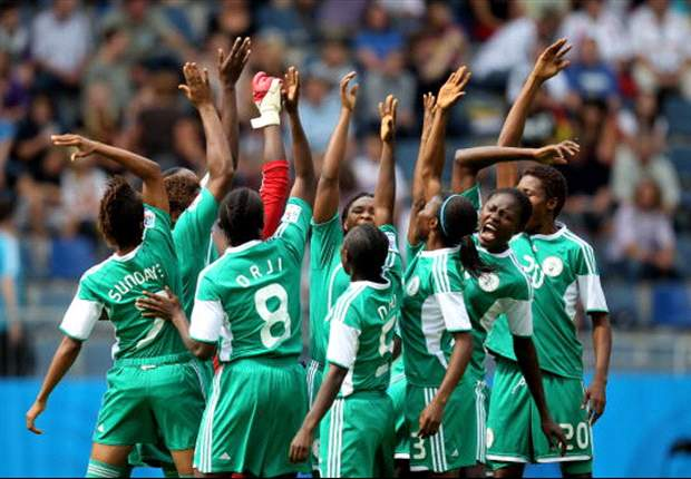 Falconets thrash South Africa 6-0