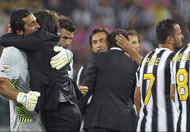 Gianluigi Buffon: Kehadiran Antonio Conte Sangat Penting