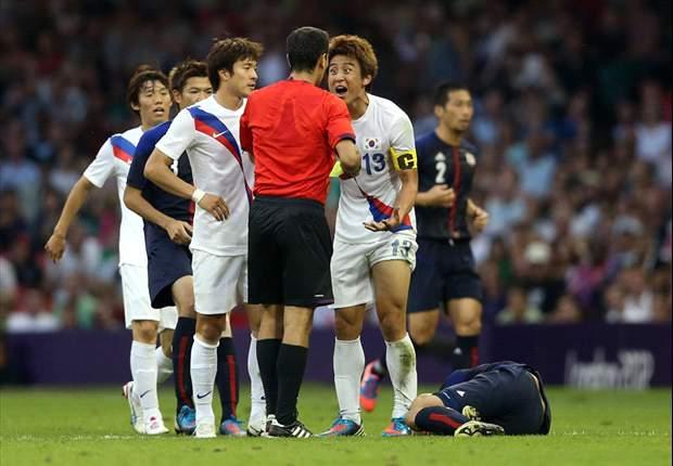 JO - Le bronze pour la Corée du Sud