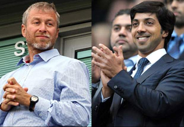 The comparable transfer tendencies of Manchester City and Chelsea