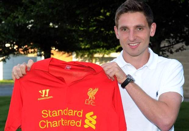 Joe Allen: Rodgers factor played massive part in Liverpool move