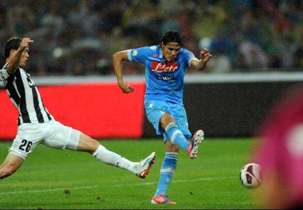 Better than Higuain and Suarez - How Edinson Cavani co