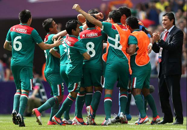 Mexico win Olympic football tournament