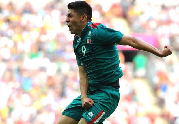 Gold medal hero Oribe Peralta: 'We had it in our heads that we'd return with a medal'