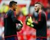 Sergio Romero quashes Man Utd exit rumours