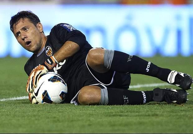 Brasil convoca a Diego Alves y Jonas