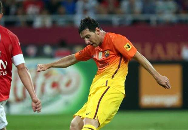 Messi in fine form & Villa returns, but jury is still out on Tito Vilanova's Barcelona
