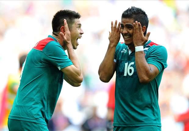 Oribe Peralta, el héroe de México en Londres 2012, sueña con jugar en España, Italia o Inglaterra