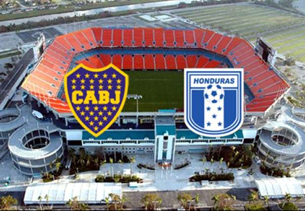 Boca Juniors 0-2 Honduras: Bengston y Chávez sentenciaron en Miami
