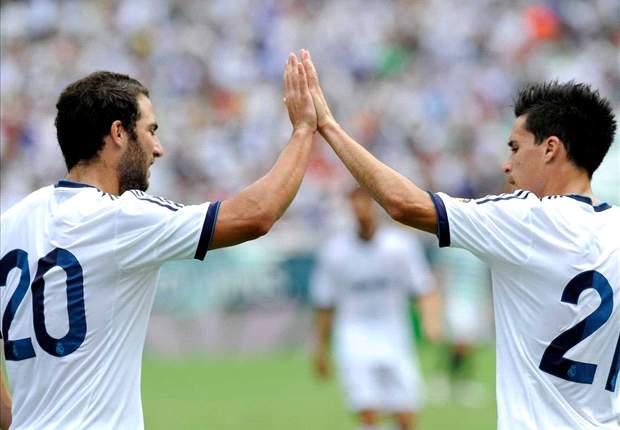 José Callejón se perfila como el delantero del Real Madrid ante el Levante