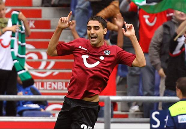 Lazio interested in Hannover 96 striker Mohammed Abdellaoue