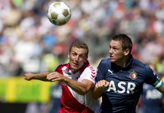 De Vrij blij met Feyenoord-aanwinst Mathijsen