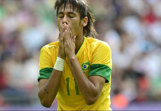 Yet more failure: How do Brazil turn 2012 Olympic silver into 2014 World Cup gold?