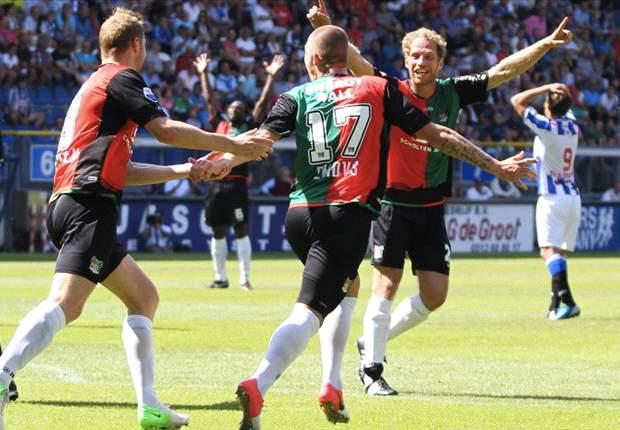 Steeds jonger Ajax naar Nijmegen