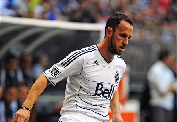 Whitecaps center back Andy O'Brien had to exit with an injury, which teammates called a turning point in Saturday's loss