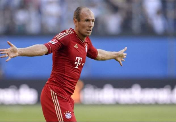 Robben: Valencia are very good, but not Barcelona or Madrid