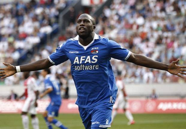 Altidore sent off in match against Twente