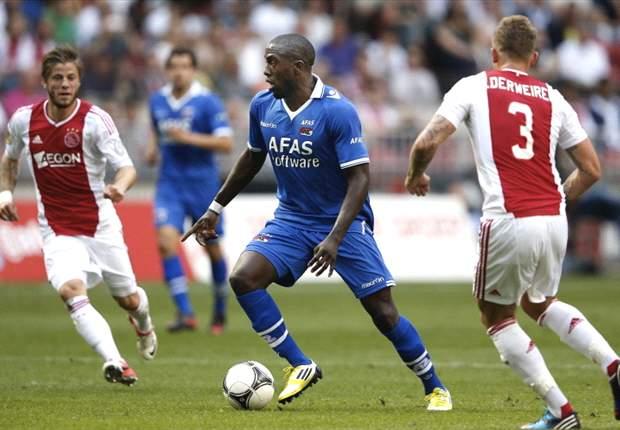Loting: Ajax - AZ, PEC Zwolle - PSV