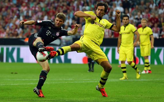Die wertvollsten Spieler beim Spitzenspiel Bayern - Dortmund