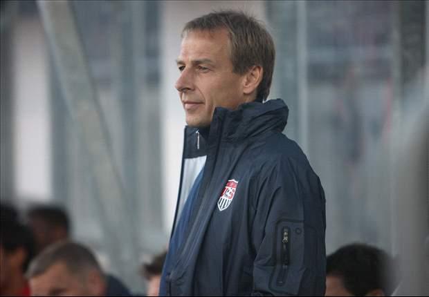 Historischer Erfolg unter Jürgen Klinsmann: USA besiegt Mexiko