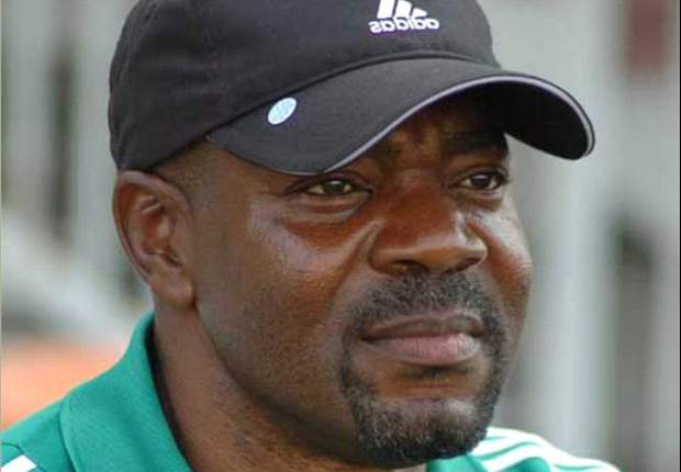 Flying Eagles coach, John Obuh