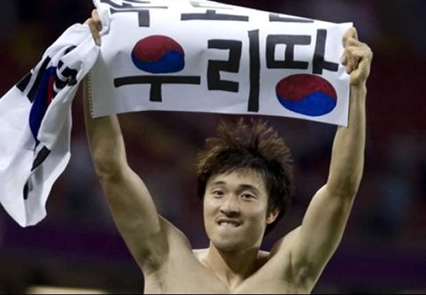Park Jong-Woo Dapatkan Medali Untuk Olimpiade London